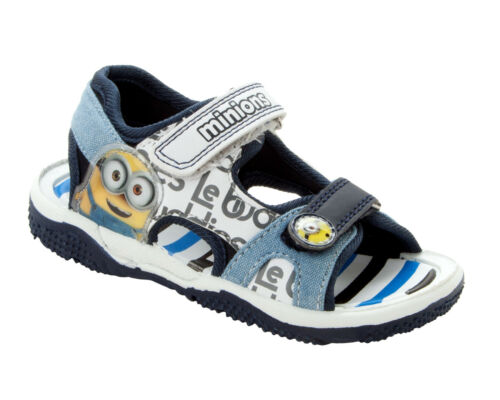 BOYS OFFICIAL BRANDED CHARACTER BEACH SPORTS WALKING SUMMER SANDALS UK SIZE 5-1