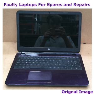 HP-15-G094NA-15-6-inch-Laptop-AMD-A8-6410-2-00Ghz-8GB-RAM-For-Spares-and-Repairs
