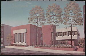GETTYSBURG-PA-National-Bank-York-Street-Office-Vintage-Postcard-Early-Old-PC
