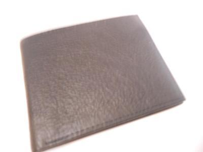 Amity Genuine Leather Billfold Wallet,Black-See Description Link for Pictures