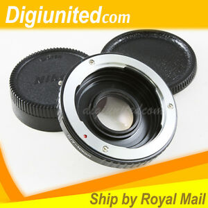 Contax-Yashica-C-Y-CY-mount-lens-to-Nikon-F-mount-adapter-D90-D300S-D3100-D7000