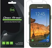 [6-pack] Dmax Armor Hd Clear Screen Protector For Samsung Galaxy S7 Active