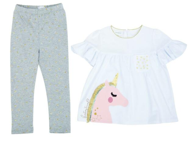 New with Tags Seahorse Tunic and Legging Set by Mud-Pie