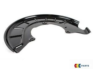 NEW-GENUINE-AUDI-A3-04-14-FRONT-BRAKE-DISC-PROTECTION-PLATE-RIGHT-O-S-5Q0615312