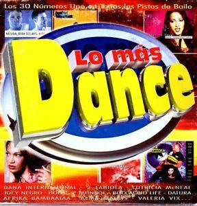 LO-MAS-DANCE-BIT-PROMO-CD-Single-FILMAX-MAX-MUSIC-BIT-BLANCO-Y-NEGRO