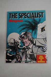 THE SPECIALIST Magnus Full Moon in Dendera (1987) Catalan Comics