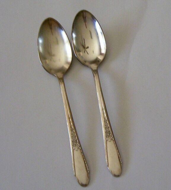 S Interlude silverplate  is Teaspoon Tea Spoon