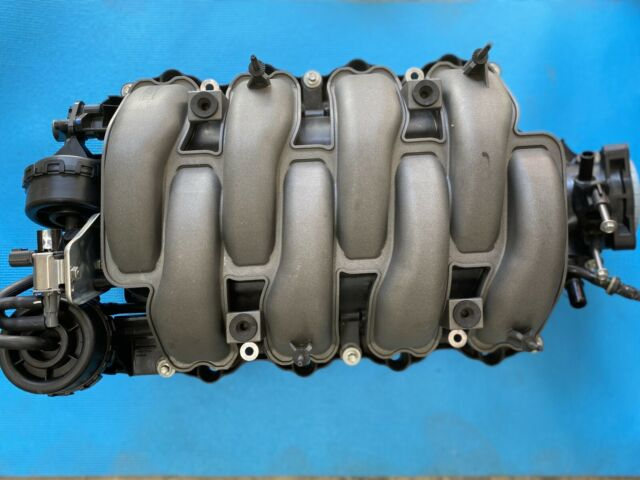 2015 - 2017 Ford Mustang 5.0 GT V8 Intake Manifold Complete Assembly OEM
