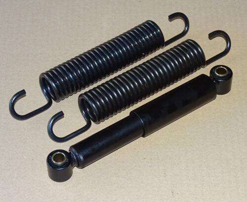 Stoßdämpfer zu Lanz Bulldog D1706 D2206 D3606 D2806 Traktor Sitzfeder Zugfeder