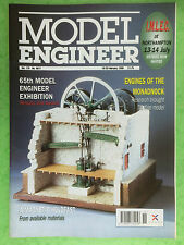 MODEL ENGINEER No.4011 - Engines Of The Monadnock - A Magnetic Holdfast - 1996