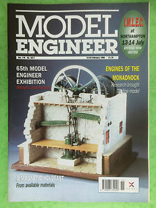 Modele-Ingenieur-No-4011-Moteurs-de-The-Monadnock-A-Magnetique-Etau-1996