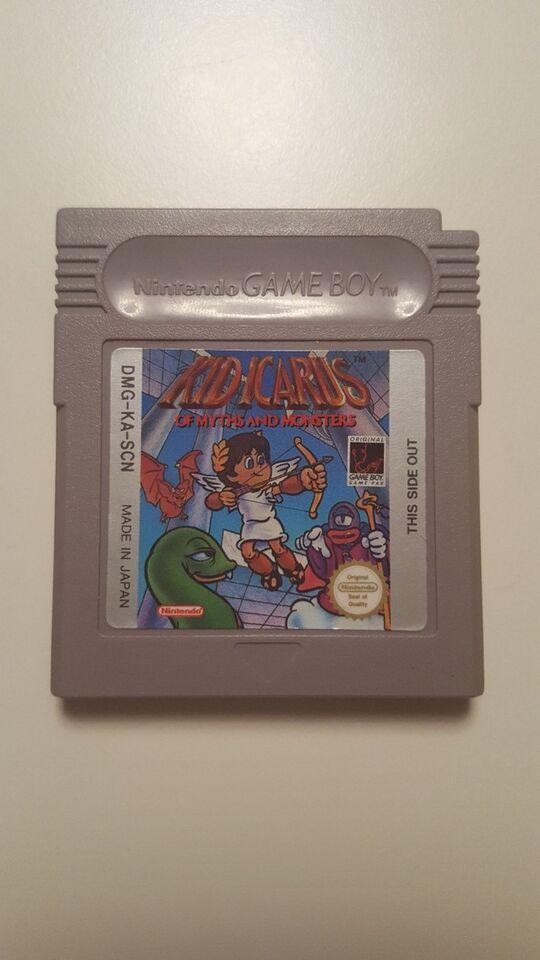 Kid Icarus, Gameboy