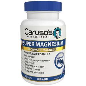 Caruso-039-s-Super-Magnesium-Complex-120-tablets