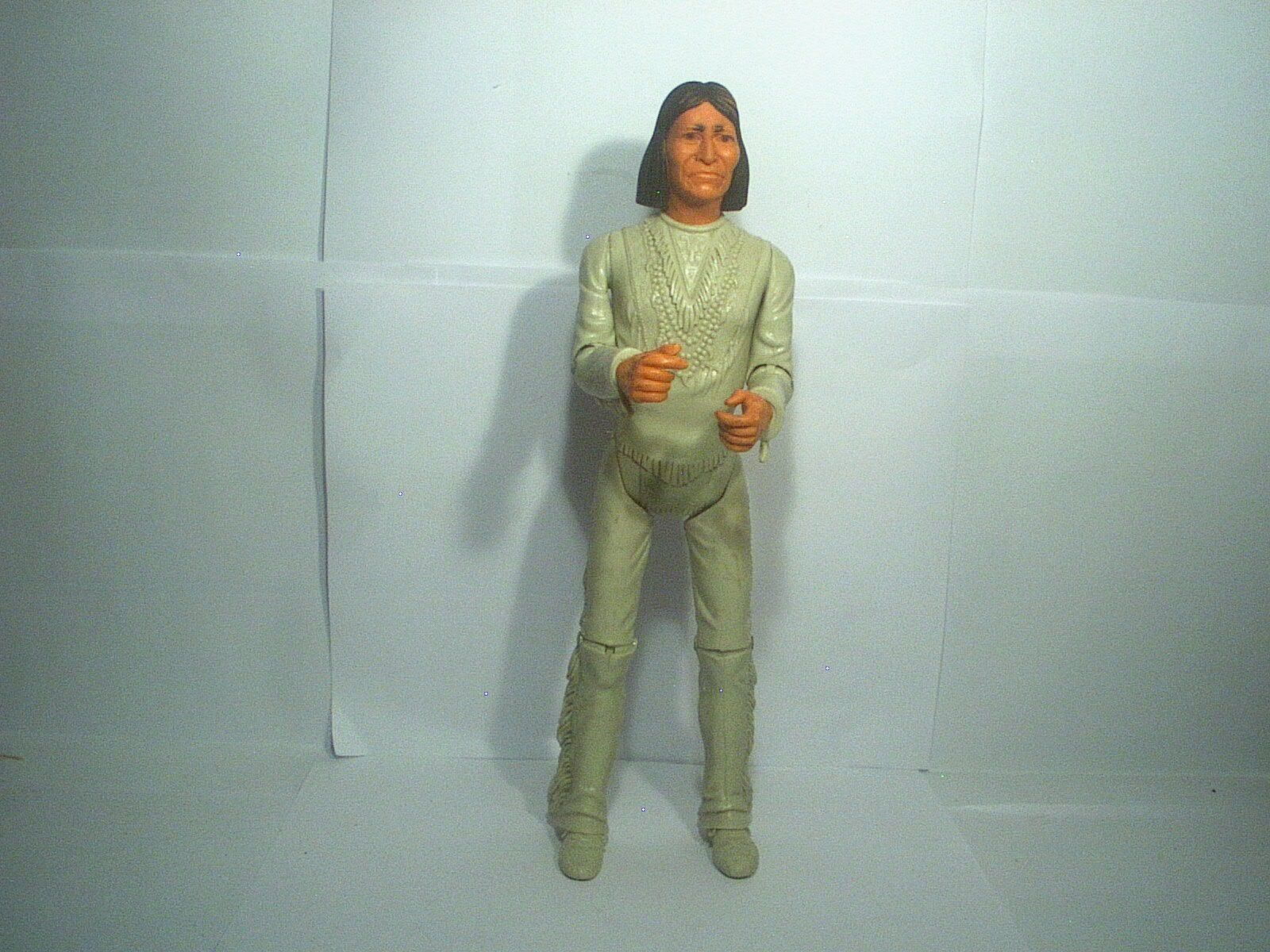 Geronimo Marx Johnny West Best of the West figure