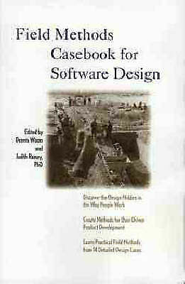 Field Methods Casebook for Software Design by