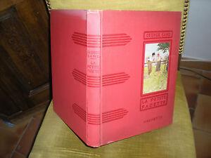 LA-PETITE-FADETTE-GEORGES-SAND-HACHETTE-1937-ILLUSTRATIONS-A-PECOUD