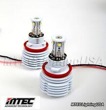 MTEC H8 V3 26W CREE LED Angel Eye Halo Ring Bulbs BMW E70 X5 X5M 2007-2012