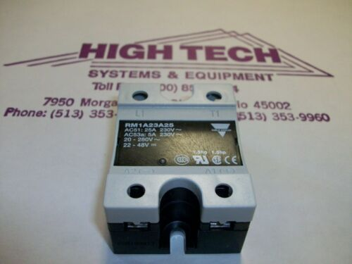 Carlo Gavazzi RM1A23A25 Solid State Relay Contactor NEW