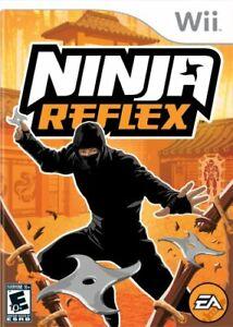 New, Ninja Reflex (Nintendo Wii, 2008), Sealed, Fast Shipping!