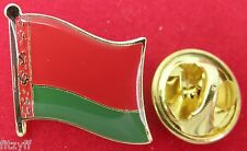 Belarus Belarusian Country Flag Lapel Hat Cap Tie Pin Badge Brooch Republic