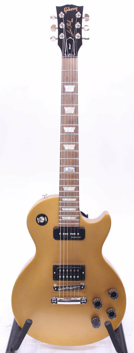 Gibson Futura 120th Anniversary Les Paul Guitar Gold Bullion CASE & STRAP 2014