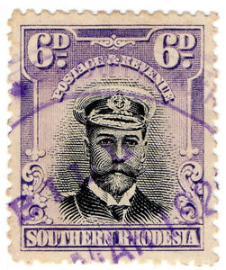 I-B-Southern-Rhodesia-Revenue-Duty-Stamp-6d