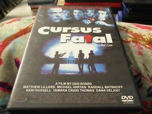 DVD-034-CURSUS-FATAL-034-Matthew-LILLARD-Michael-VARTAN-Keri-RUSSELL-horreur