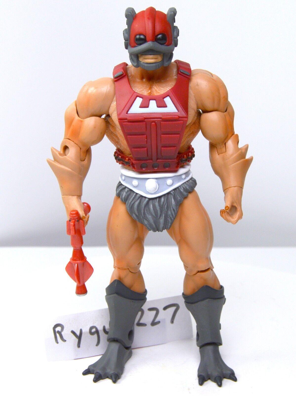 MOTUC, Zodac, complete,  figure, Masters of the Universe Classics, Zodak He-Man  le réseau le plus bas