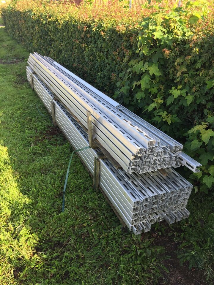 Aluminiumsprofil til solceller