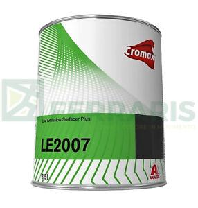 Invendu-Gris-Fonce-LE2007-Dupont-Cromax-pour-Carrosserie-Voiture-Peinture-3-5-Lt