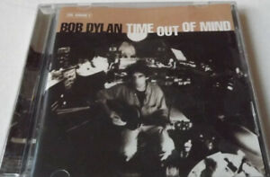 Bob Dylan Time Out Of Mind CD  In VGC