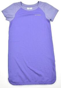 Columbia Youth Toddler Girls' Camper Cutie Dress Sz M 10/12 Lilac Purple Girls' Clothing (newborn-5t) Clothing, Shoes & Accessories