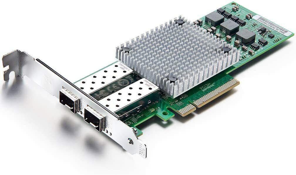 10G Network Card Dual SFP+ port X8 Lane HP 530 SFP+ with Broadcom BCM57810S