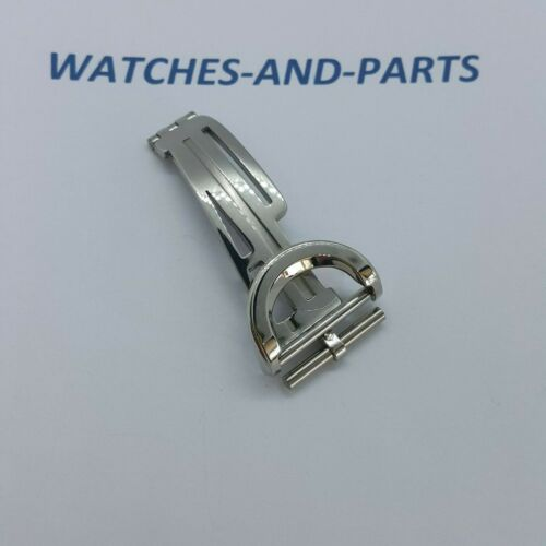 Audemars Piguet AP Jules Audemars Steel Folding Clasp 16mm GENUINE ORIGINAL