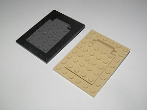 Lego-Porte-Trappe-Chateau-Trap-Castle-Door-Frames-Choose-Model-30041-30042