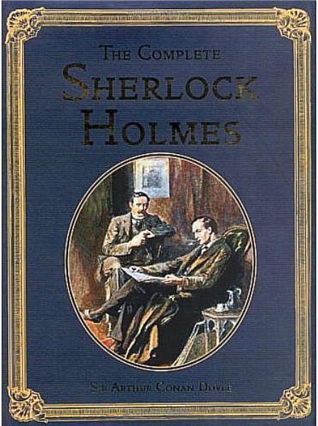 COMPLETE SHERLOCK HOLMES Arthur Conan Doyle ~ MASSIVE ~ ILLUS by SIDNEY PADGETT