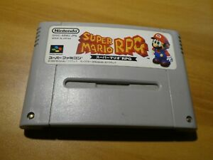 GAME-JEU-SUPER-FAMICOM-NITENDO-NES-JAPANESE-Super-Mario-RPG-SHVC-ARWJ-JPN-JAPAN