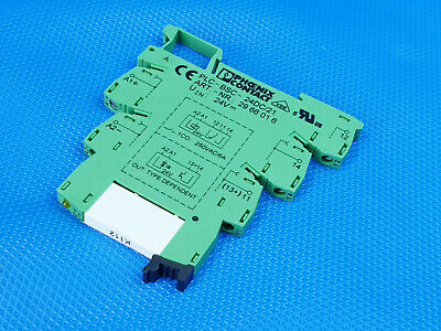 Einzelrelais 2966595 Phoenix Contact Relaissockel PLC-BSC-24DC//21 2966016 10S