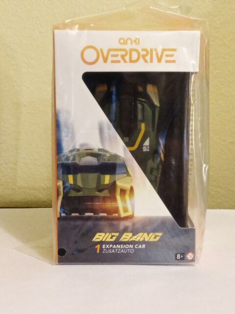 Anki Overdrive Big Bang Expansion Car New In Box Sealed