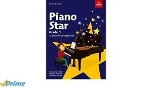 Piano Star Grade 1 Blackwell Marshall *-afficher Le Titre D'origine Longue DuréE De Vie