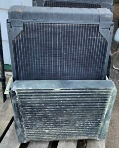 Details about MILITARY LMTV TRUCK RADIATOR & CHARGE AIR COOLER INTERCOOLER  M1078 M1083 M1088