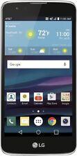 NEW LG K-8 K371  BLACK 4G LTE 16GB  - (UNLOCKED) GSM , ATT,  Cricket, T-Mobile.