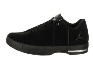d6ead83ddff35d Jordan TE (Team Elite) 2 Low AO1696 003 Black Black-Black Mens Shoes ...