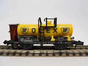 MINITRIX-Kesselwagen-BP-OLEX-28676