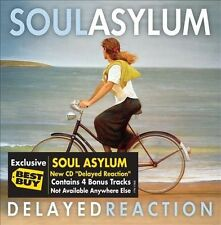 Soul Asylum, Delayed Reaction, Excellent Extra tracks, Deluxe Edition