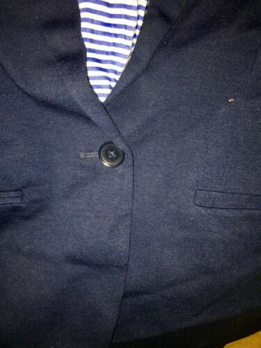 Nicole Miller Women/'s Original 3//4 Sleeve Knit Blazer-Variety-NWT