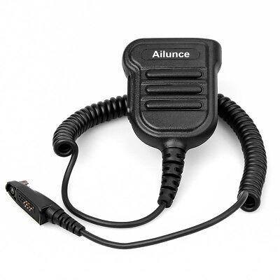 HD1/'s IP67 Waterproof  High Quality Speaker Mic  For Ailunce HD1 RT82//29//87Radio