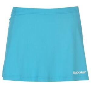Babolat Femmes Tennis Jupe Skort Skirt Turquoise Blanc Taille Xs Neuf Avec étiquette-afficher Le Titre D'origine