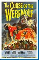 Curse Of The Werewolf Movie Poster24in X 36in