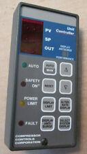 NEW NOS Compressor Controls Corp Performance Controller Face